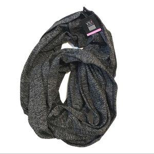 Victoria's Secret Sport Infinity Scarf with Pocket